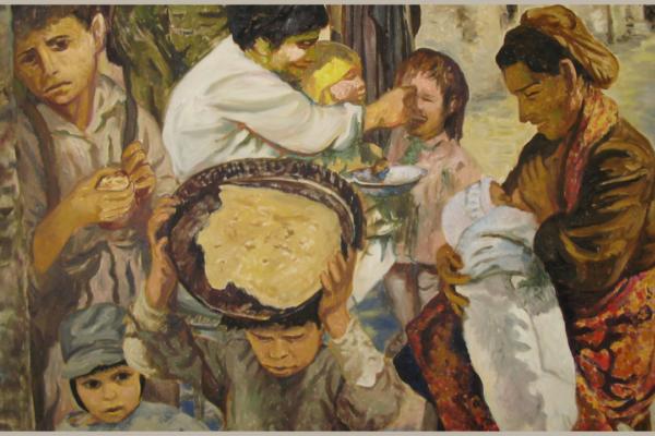 Dipinto della Lucania, di Carlo Levi
